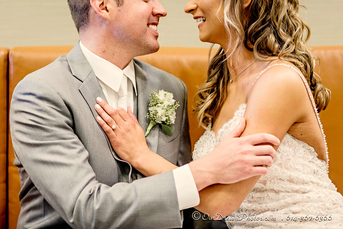 The wedding and reception of Kristen Zaremba and Bryan Space photographed Saturday, July 22, 2017 at Brookshire. (© James D. DeCamp | http://OurDreamPhotos.com | 614-367-6366) #ACoupleOfSpaces, #JDeCampPhoto, @brookshireweddings