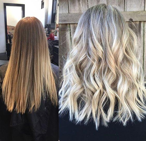 bronde-to-blonde
