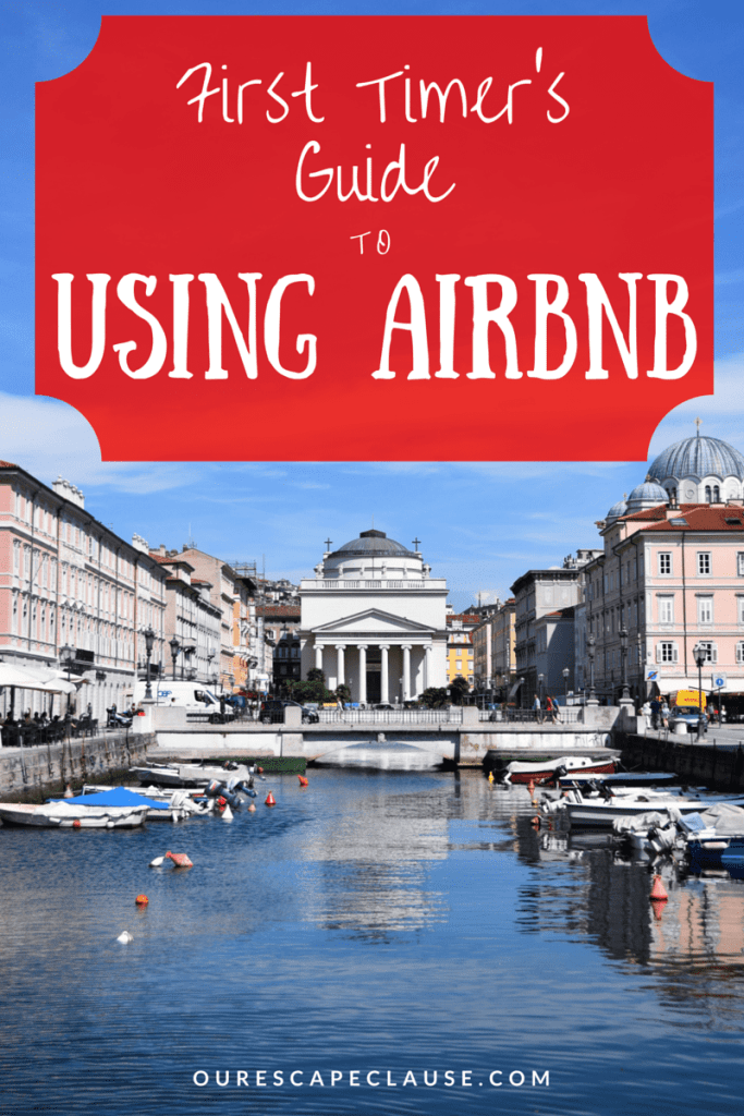 First Timer's Guide to Using Airbnb