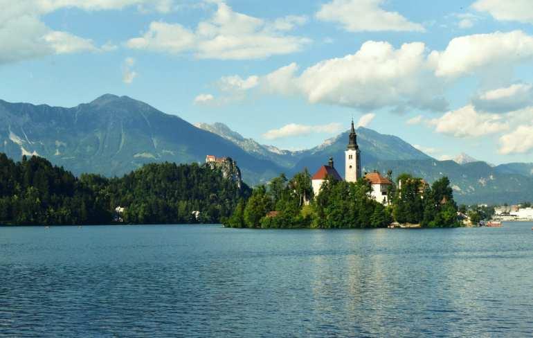 stunning sights in slovenia