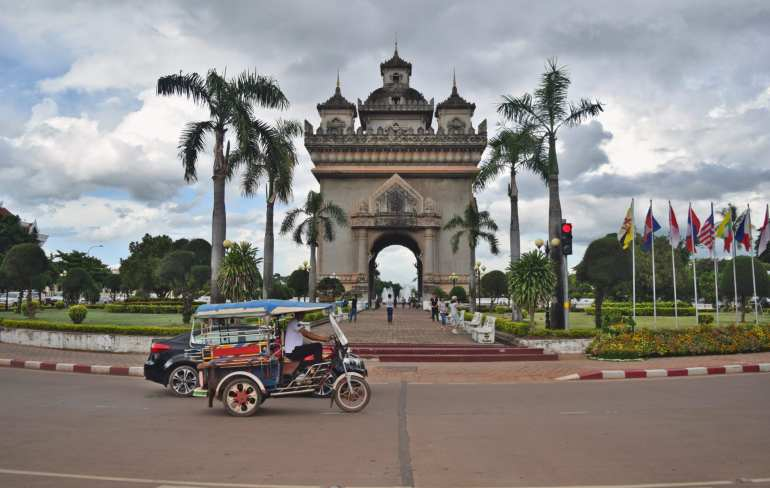 Travel Budget for Laos