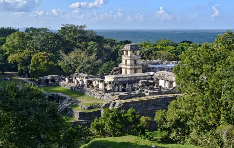 2 Weeks in Mexico Itinerary: Palenque