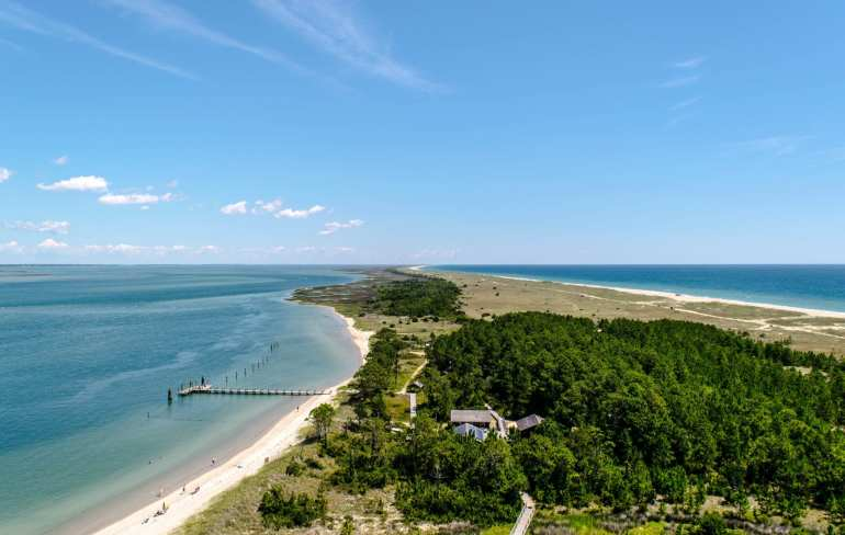 Day Trip to Cape Lookout