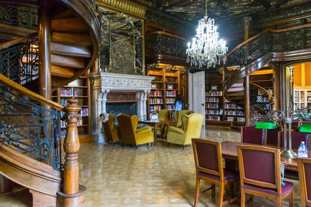 3 Days in Budapest Itinerary: Szabo Ervin Library