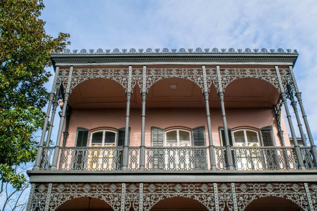Perfect New Orleans Itinerary: Garden District Porch