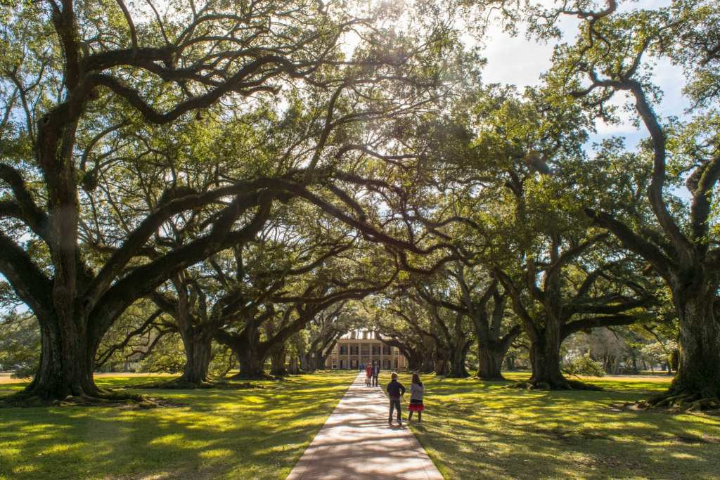 3 Days in New Orleans Itinerary: Oak Alley Mansion