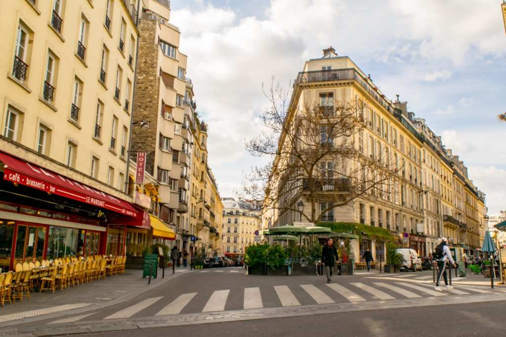 Second Time in Paris: Streets of Paris