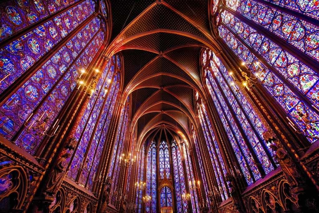 3 Days in Paris Itinerary: Sainte Chapelle