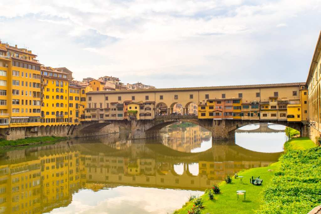 Fun Things to Do in Florence: Ponte Vecchio