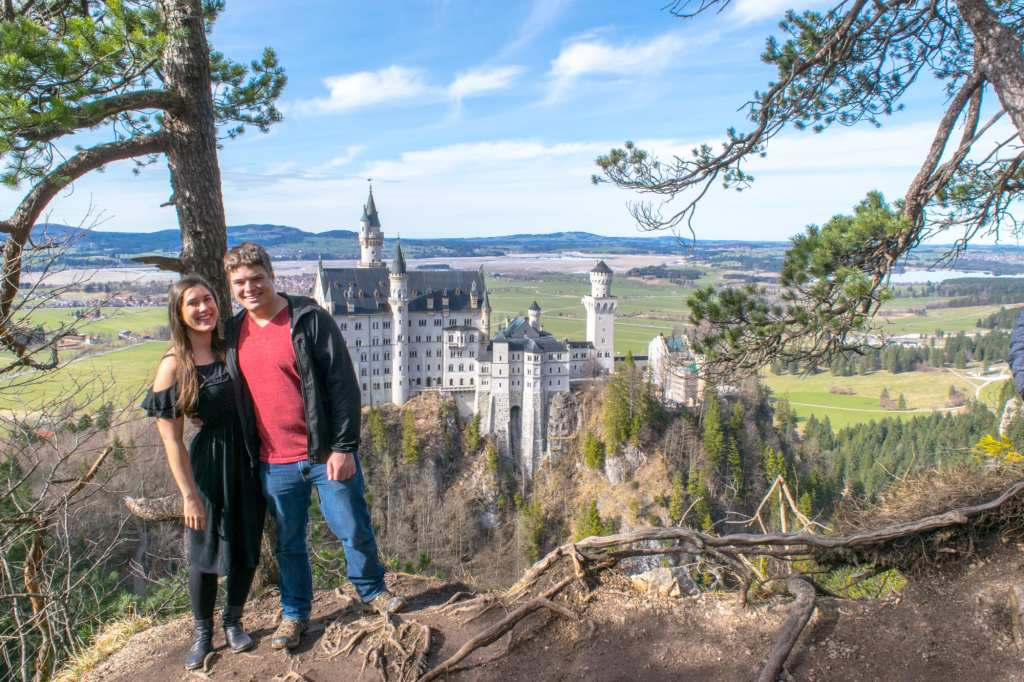 Munich to Neuschwanstein Castle Day Trip: View from Hike