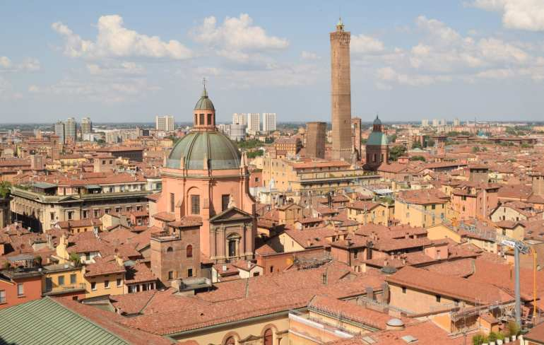 Things to Do in Bologna: San Petronio's Terrace, Florence to Bologna Train