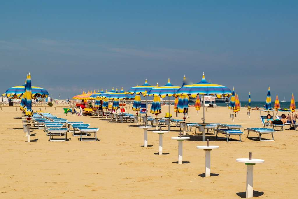 Best Day Trips from Bologna: Rimini Beach