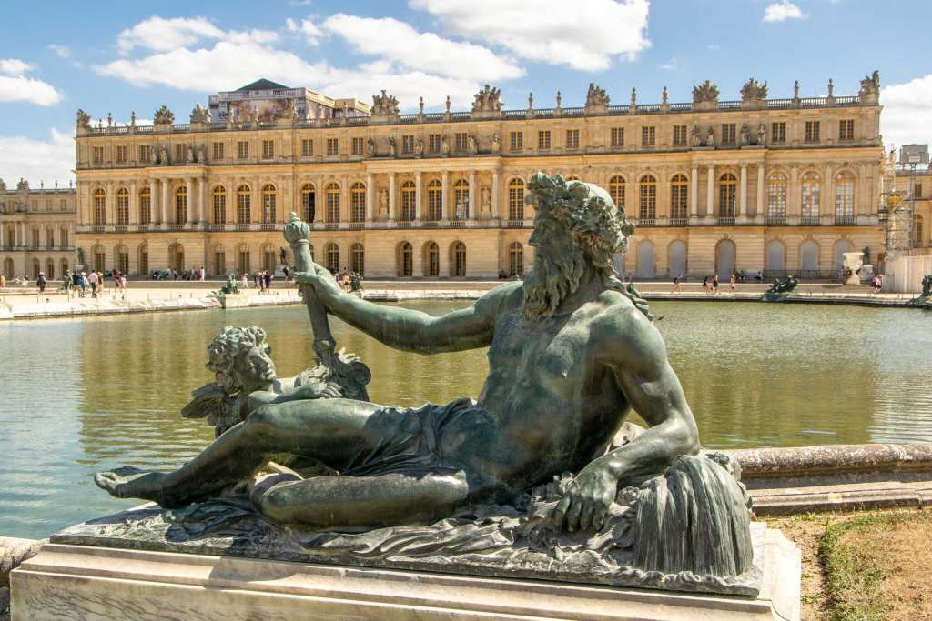 Visiting Versailles: Fountains in the Gardens