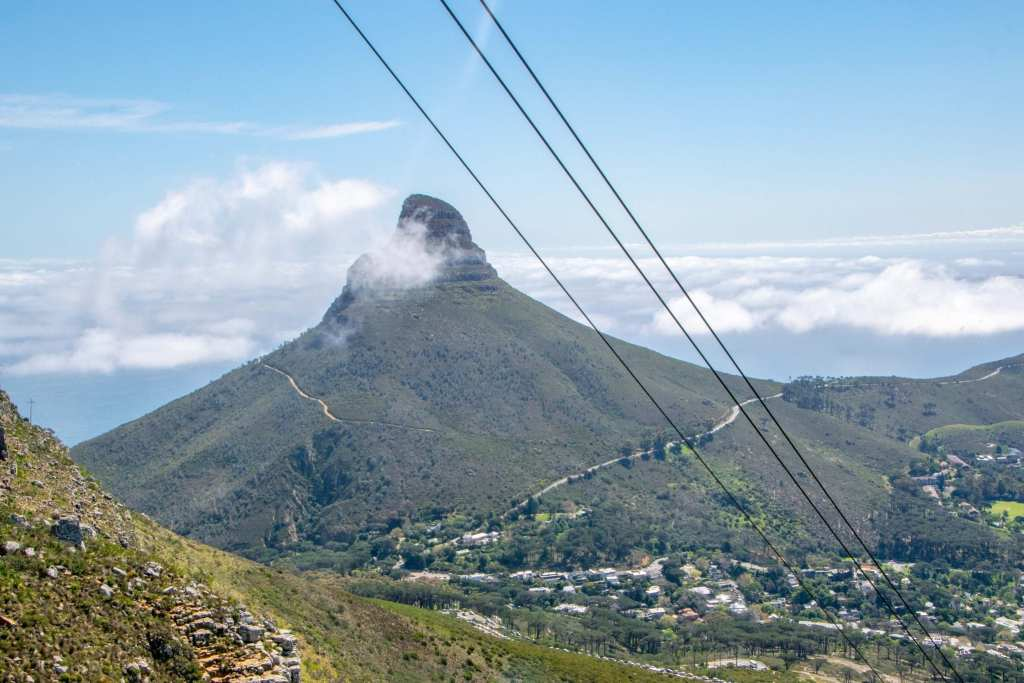 South Africa Packing List: View of Lion's Head