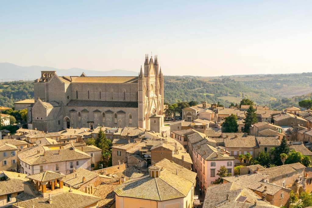 Things to Do in Orvieto Italy: Torre del Moro View