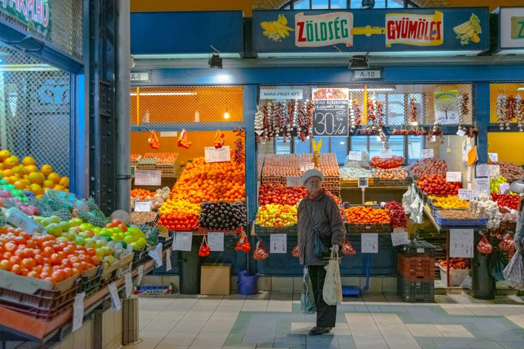Best Things to Do in Budapest: Central Market Hall