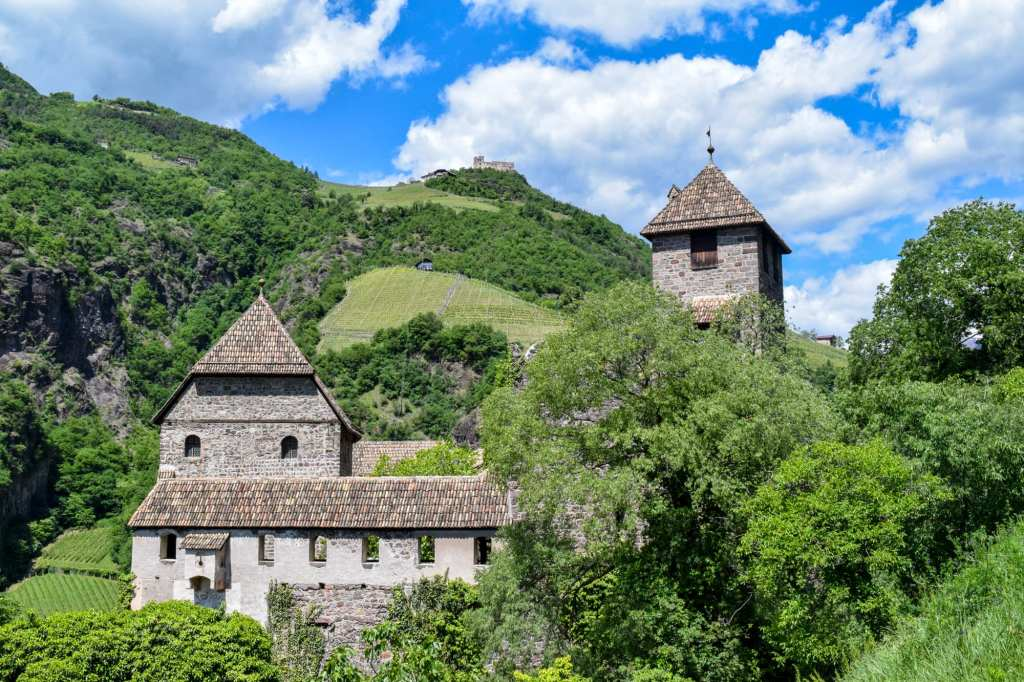 What to Do in Bolzano: Castel Roncolo