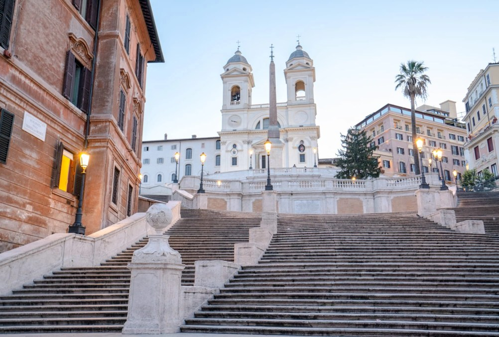 Rome Subway Map To Trevi Fountain Spanish Steps.One Day In Rome How To Conquer Rome In A Day Our Escape Clause
