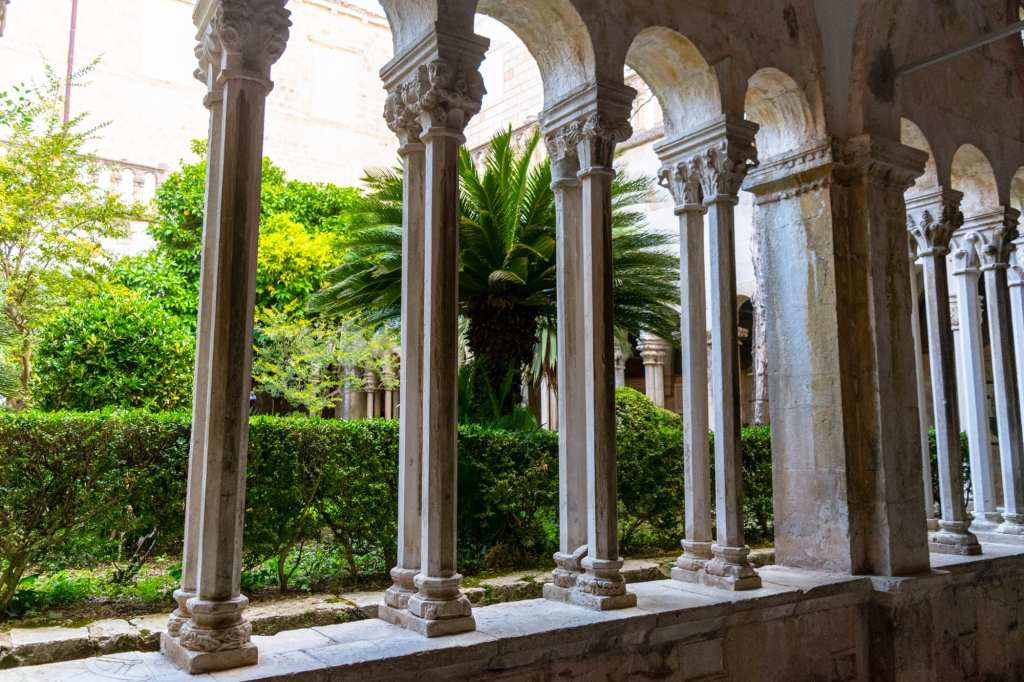 What to Do in Dubrovnik Croatia: Visit Monastery