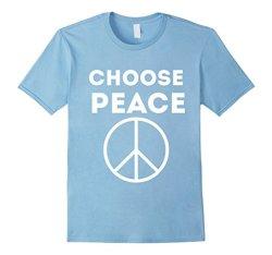 choose peace tshirt