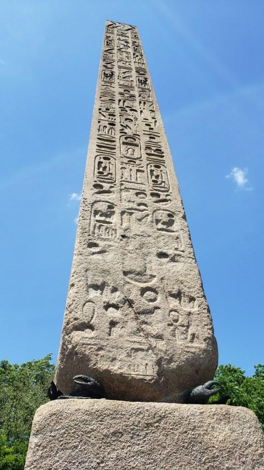 Cleopatra's Needle Central Park NYC