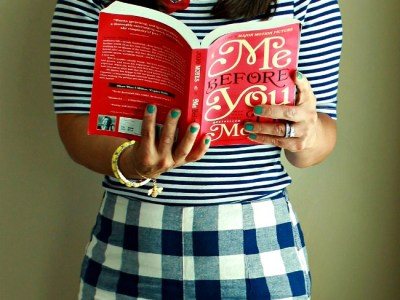 book review – Me Before You