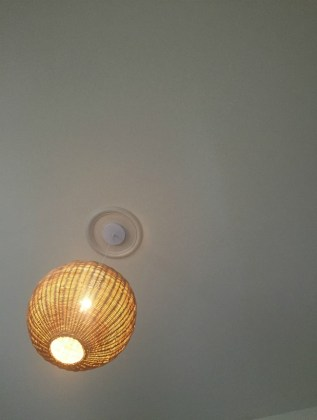 How to Replace a Ceiling Fan with a Pendant Light   Our Fifth House how to replace a ceiling fan with a pendant light