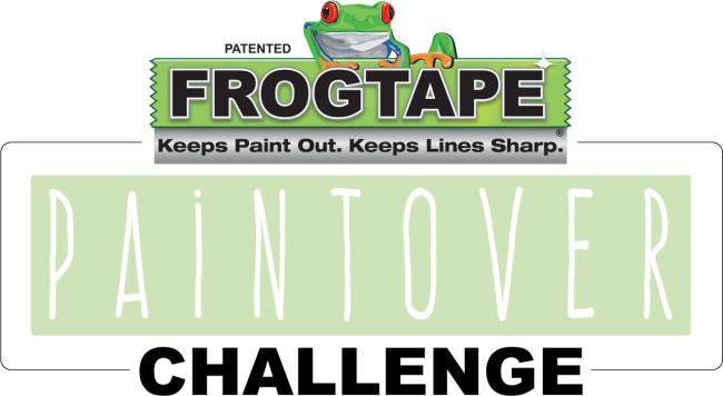 2017 FrogTape Paintover Challenge