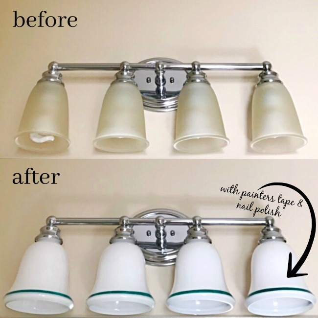 diy schoolhouse light fixture