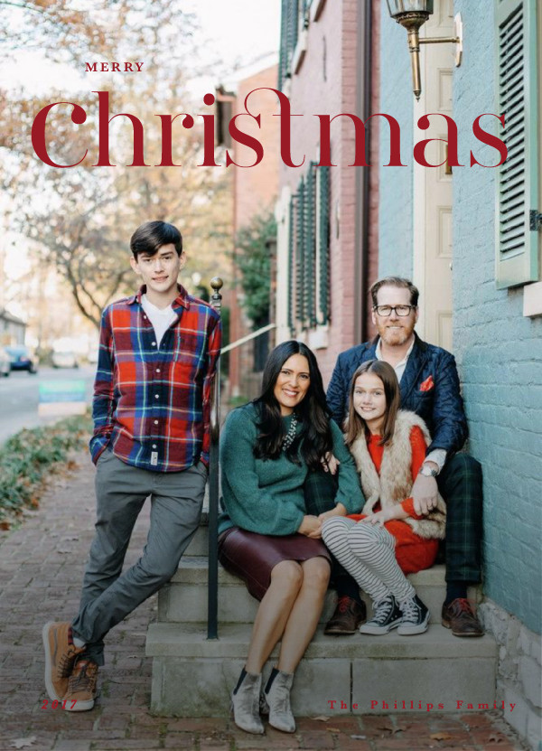 our fifth house family christmas