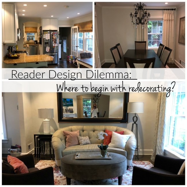 reader design dilemma where to begin with redecorating our fifth