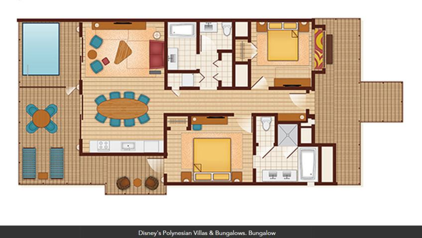 Poly Bungalow Floor Plan Our Florida Project