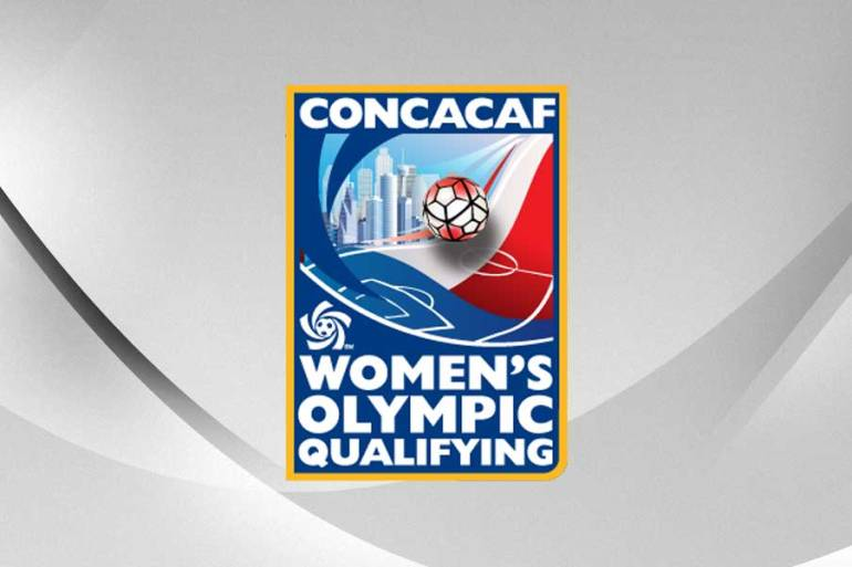 2016 CONCACAF Women's Olympic Qualifying logo