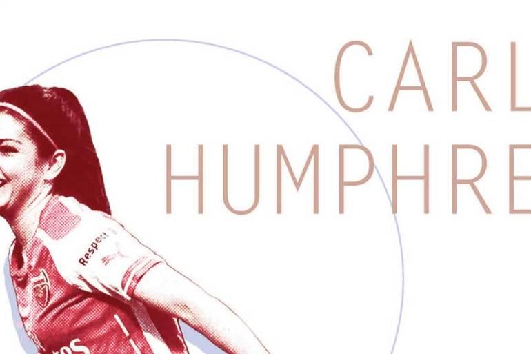 carla humphrey for arsenal