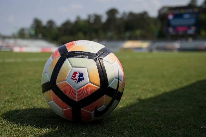 NWSL. It's a ball. (Shane Lardinois)