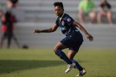 Taylor Smith of the North Carolina Courage. (Shane Lardinois)