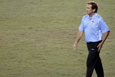 Randy Waldrum, head coach of the Houston Dash (Victor Araiza, WikiCommons)