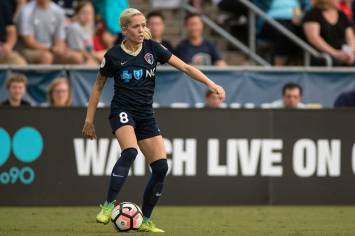 North Carolina Courage' Denise O'Sullivan. (Shane Lardinois)