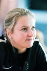 Lindsey Horan. (Monica Simoes)