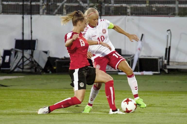 Pernille Harder for Denmark by Granada (wiki commons)