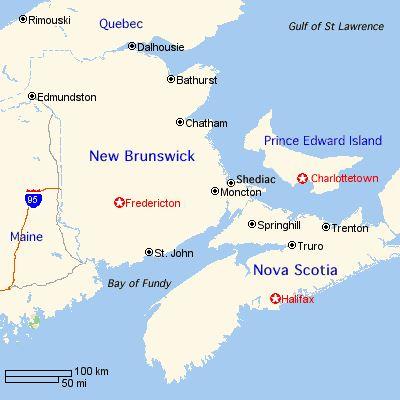Fireball Lights Up New Brunswick And Nova Scotia Head Space
