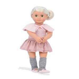 Our Generation Classic Doll Alexa 18 inch Platinum Blonde