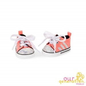 Our Generation Run With It Shoes For 18 inch Doll