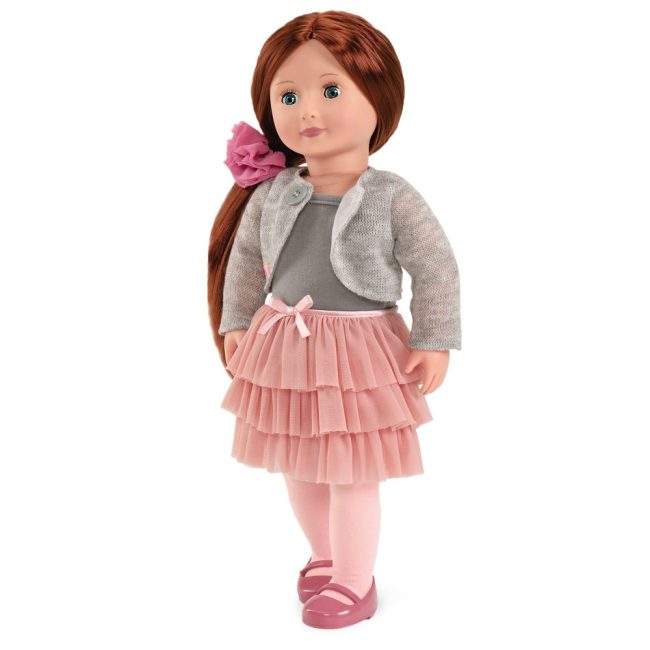 Our Generation Classic Doll Ayla 18 inch Auburn