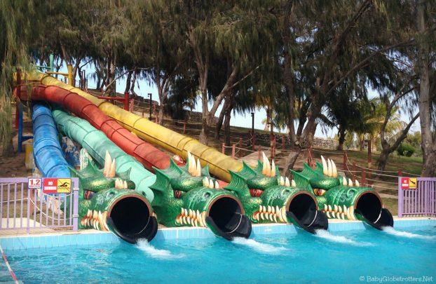 Slides at Dreamlans UAQ