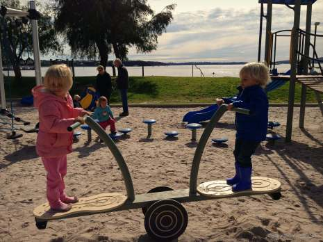 Emu Point Play Park