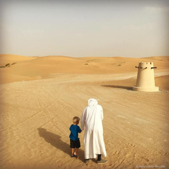 Arabian Nights Village | Family Adventure in the Abu Dhabi Desert | OurGlobetrotters.Com