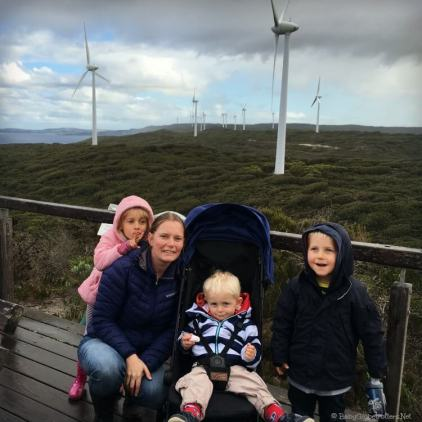 Mounta Buggy Nano at Albany Wind Farm