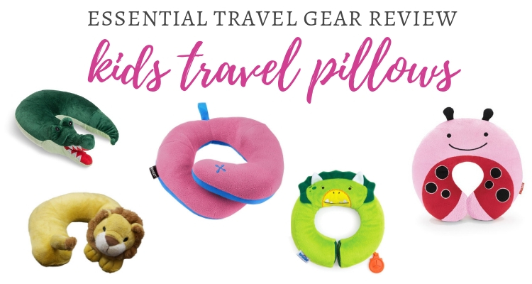 travel pillows for kids getting kids
