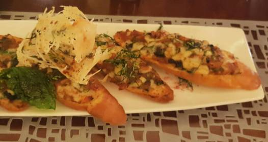 Dinner at Cubo Restaurant Ibis WTC